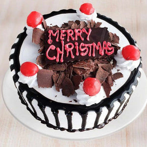 X MAS Black Forest Cake