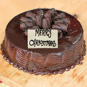 X MAS Chocolate Cake
