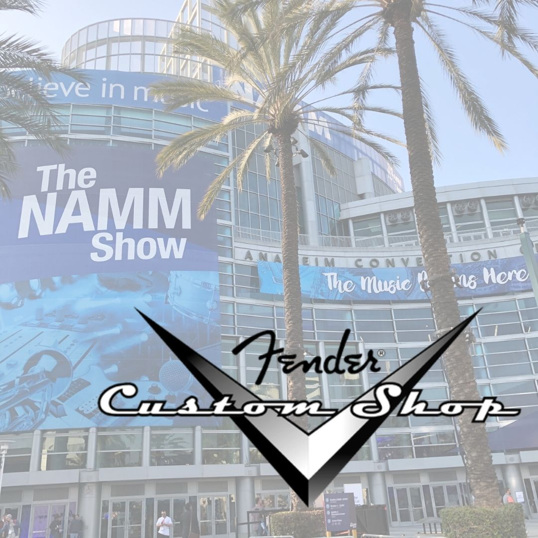 Our Fender Custom Shop haul from NAMM2020 is here!