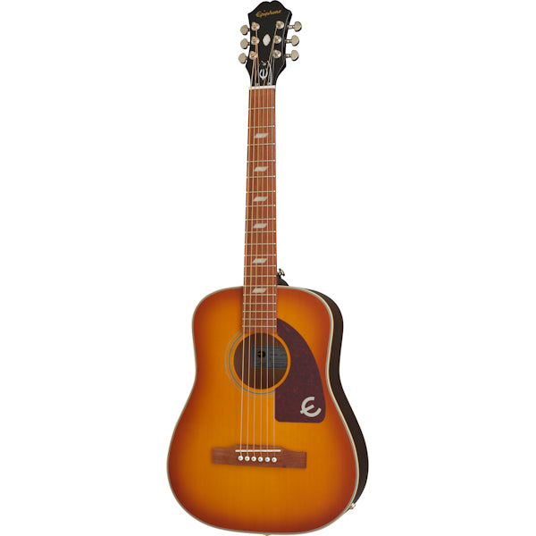 Epiphone Lil' Tex Travel Electric Acoustic w/Bag