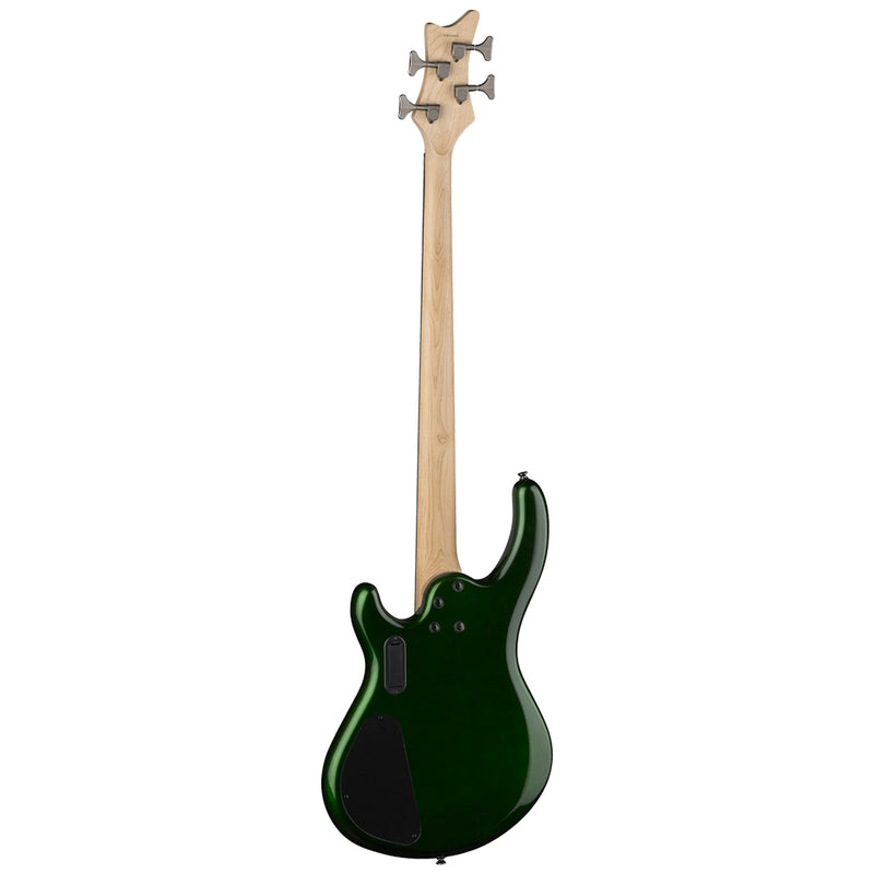 Dean Edge 3 Electric Green Metallic Burst