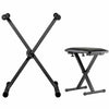 Yamaha KBP2300 Keyboard Stand and Bench