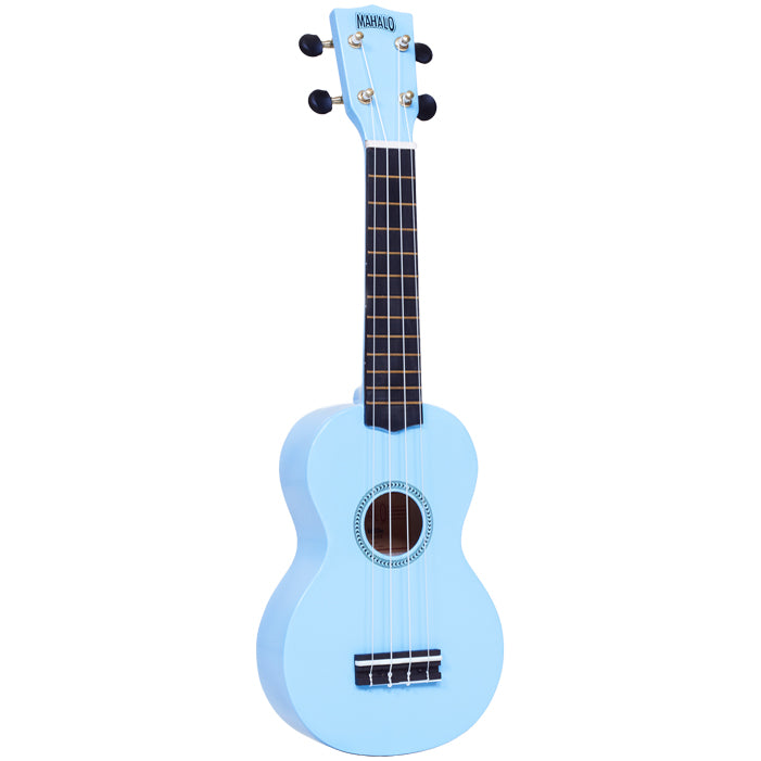 Rainbow R Series Soprano Ukulele MR1 Light Blue