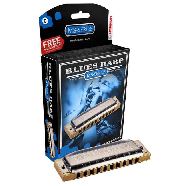 Hohner Blues Harmonica Eb
