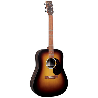 Martin D-X2E Burst Sitka/Macassar Acoustic Electric Guitar