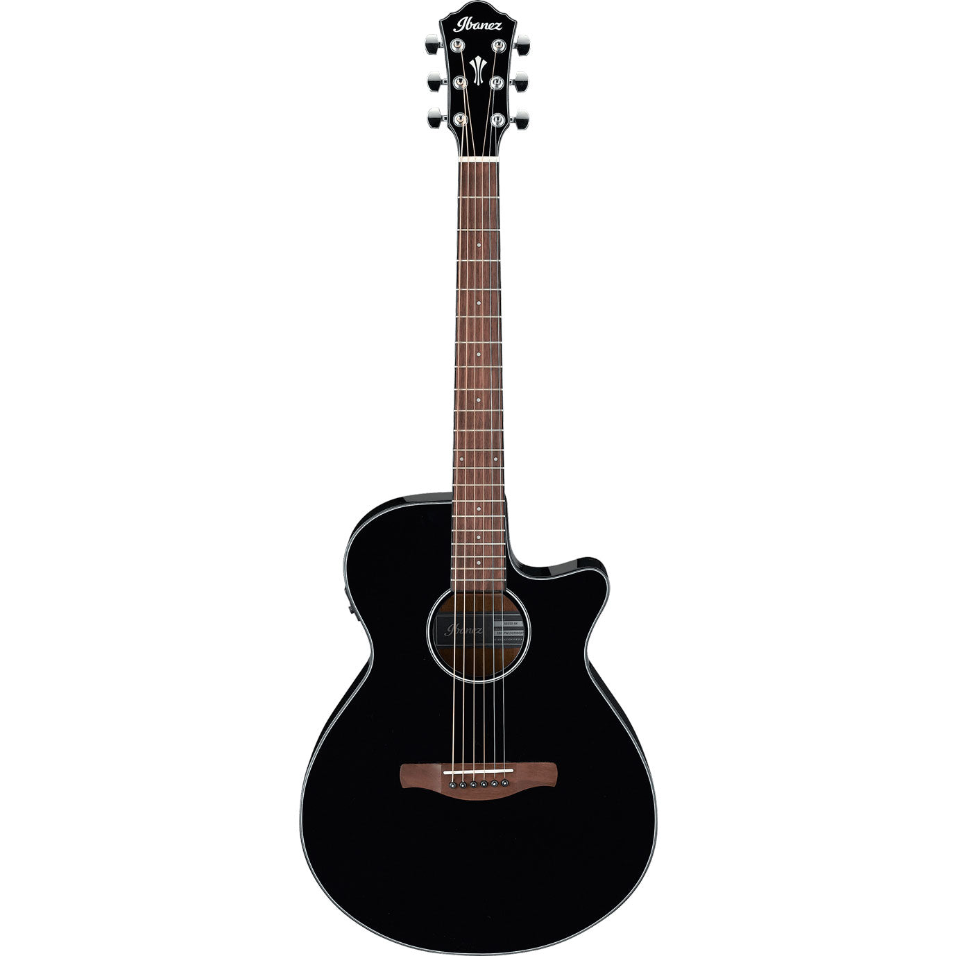 Ibanez AEG50-BK Acoustic Electric Black High Gloss