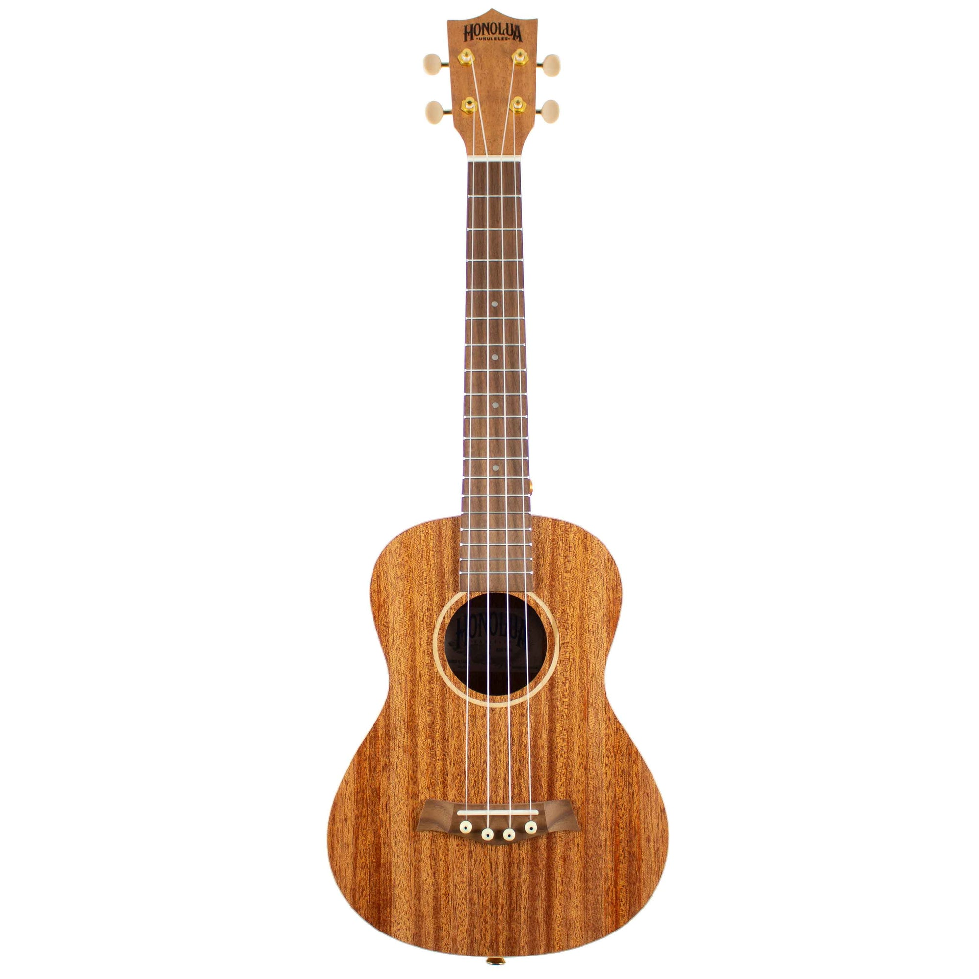 Honolua Ukuleles Mano Solid Top Tenor Ukulele MA-31 w/Bag