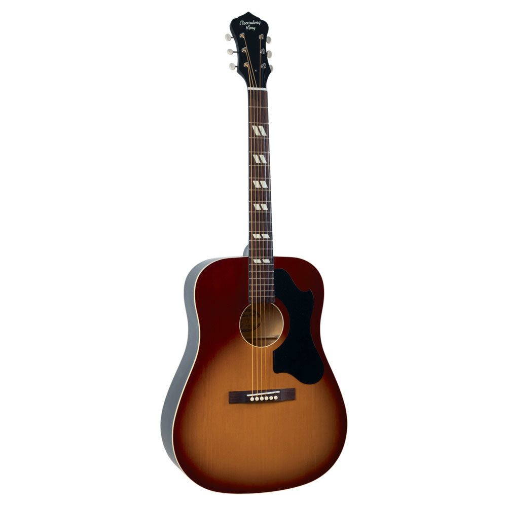 Recording King Dirty 30s Series 7 Dreadnought Tobacco Sunburst RDS-7-TS