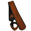Martin Guitar Strap Ball Glove Leather Brown