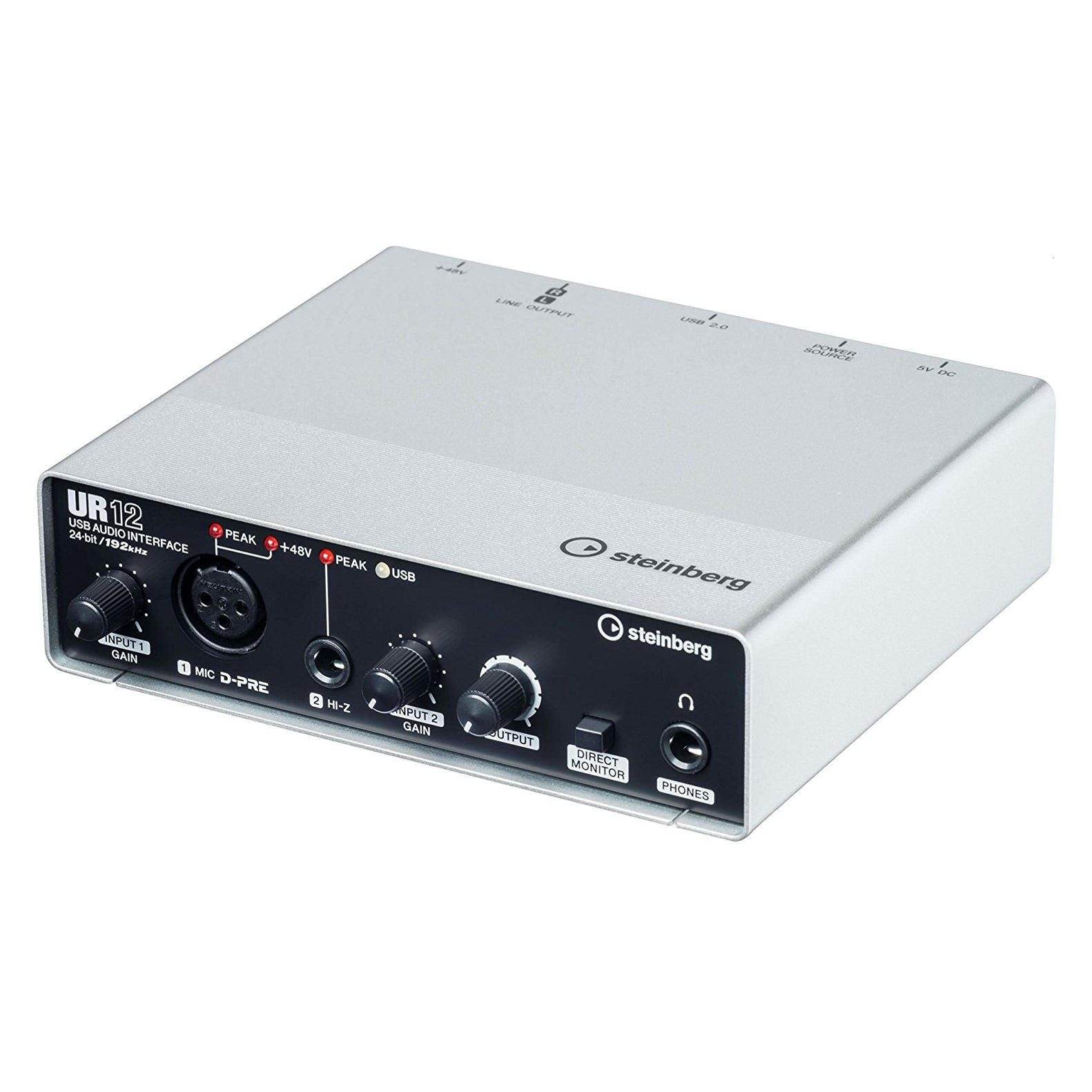 Steinberg UR12 USB Interface