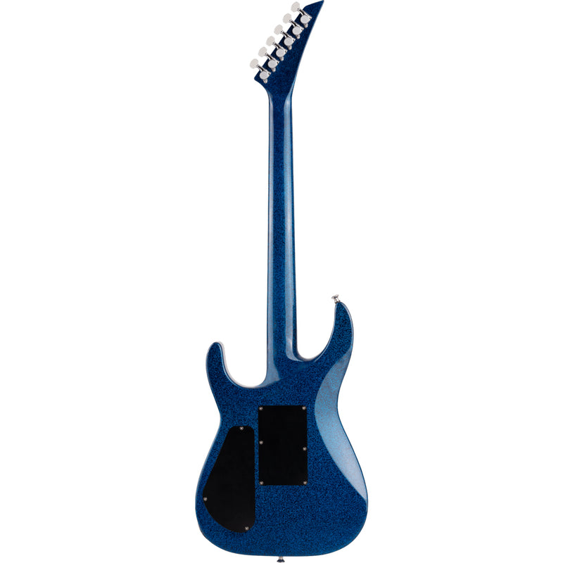 Jackson Limited Edition Wildcard Series Soloist Arch Top Extreme SL27 EX Ebony Fingerboard Blue Sparkle