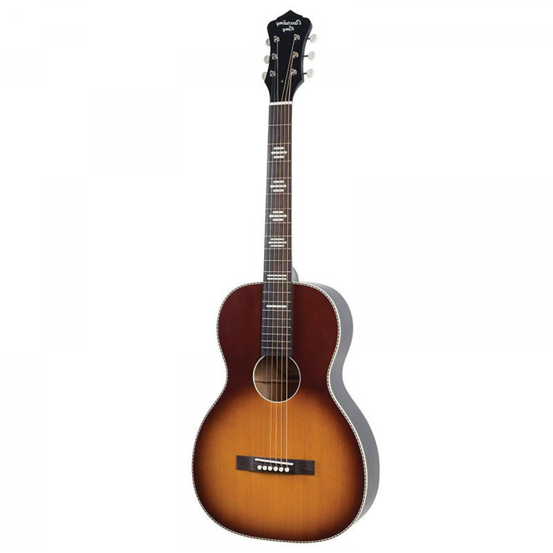Recording King Dirty 30s Series 7 Single 0 Tobacco Sunburst Left Handed RPS-7-LEFTY-TS
