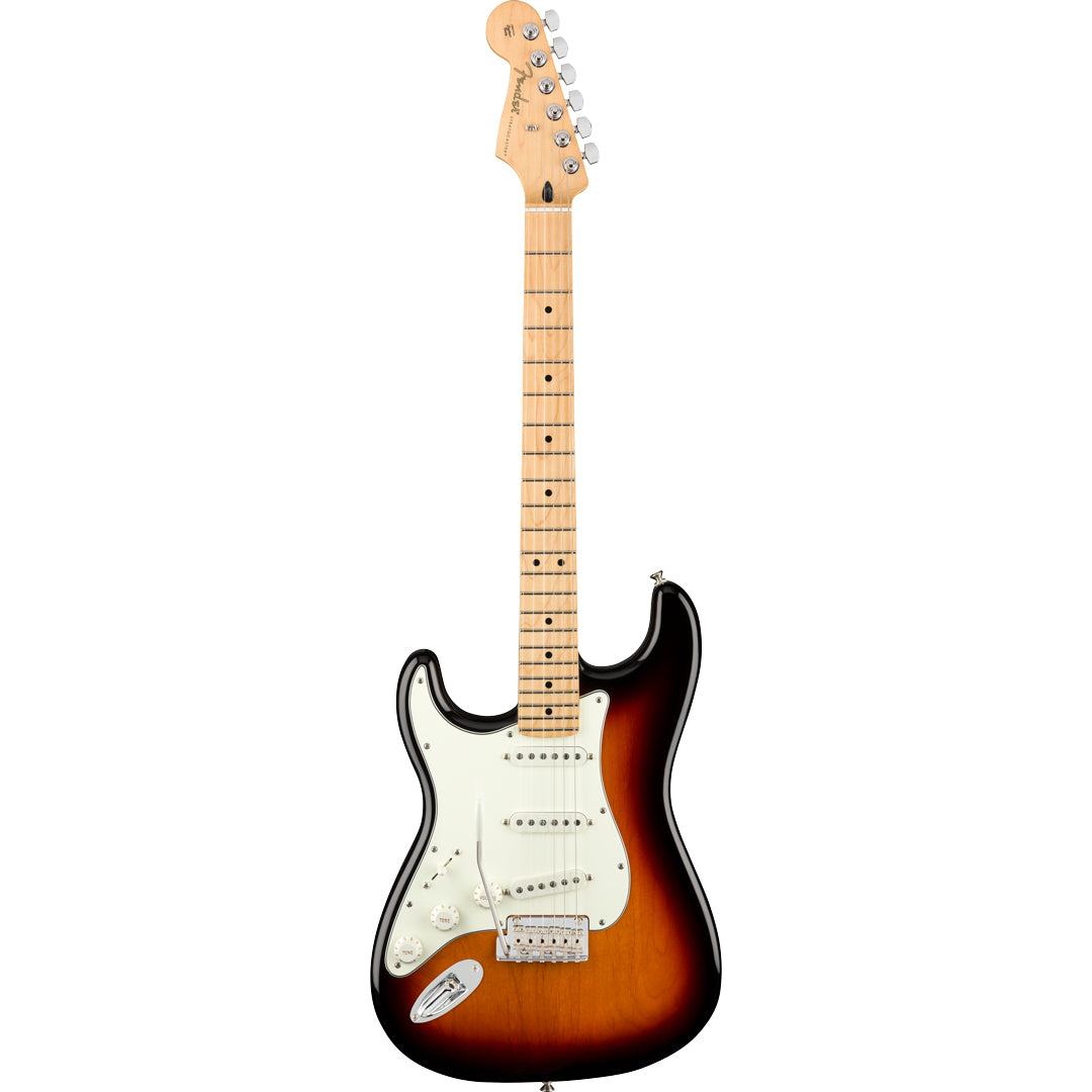 Fender Player Stratocaster Maple Fingerboard 3-Color Sunburst Left Handed