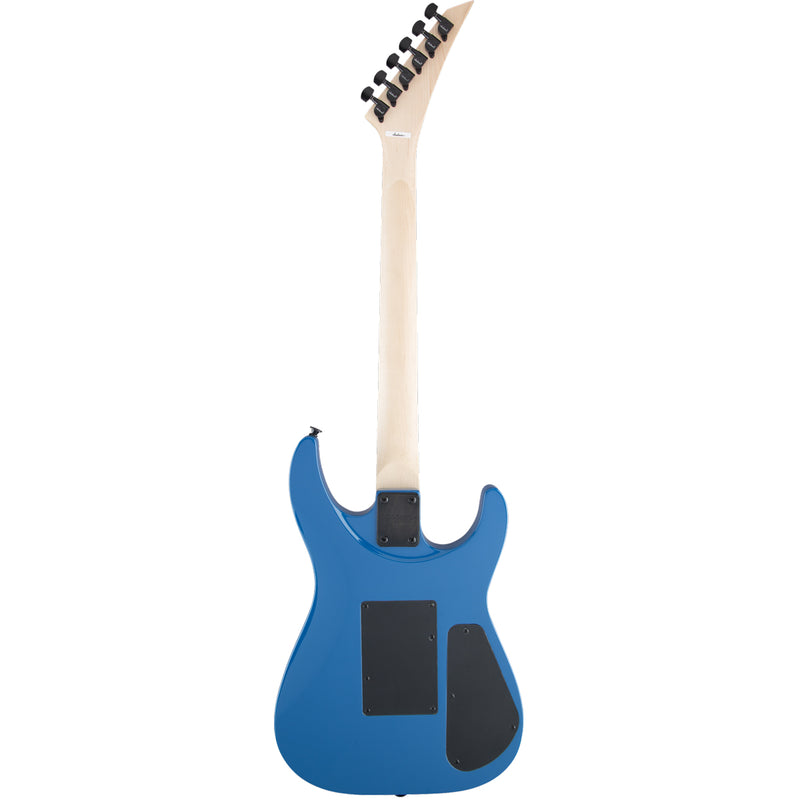 Jackson JS Series Dinky Arch Top JS32 Bright Blue Left Handed