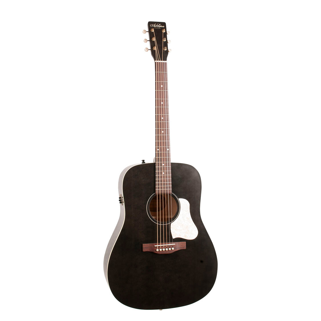 Art and Lutherie Americana Faded Black Q1T