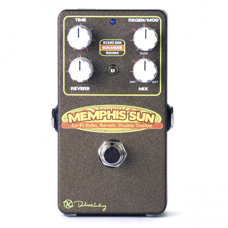 Keeley Memphis Sun Reverb Echo Double Track