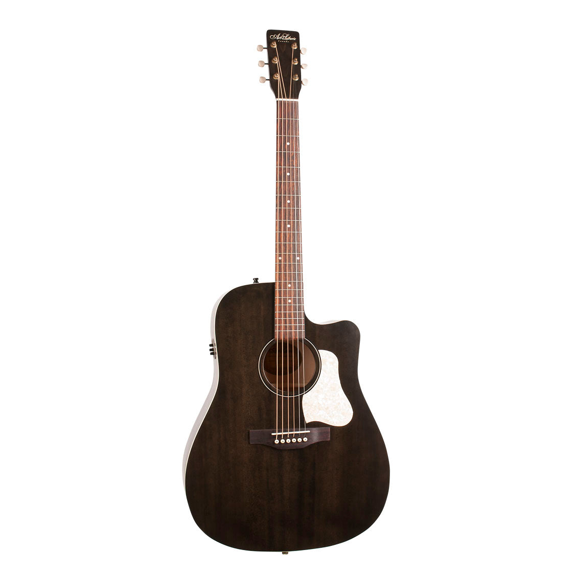 Art and Lutherie Americana Faded Black CW Q1T