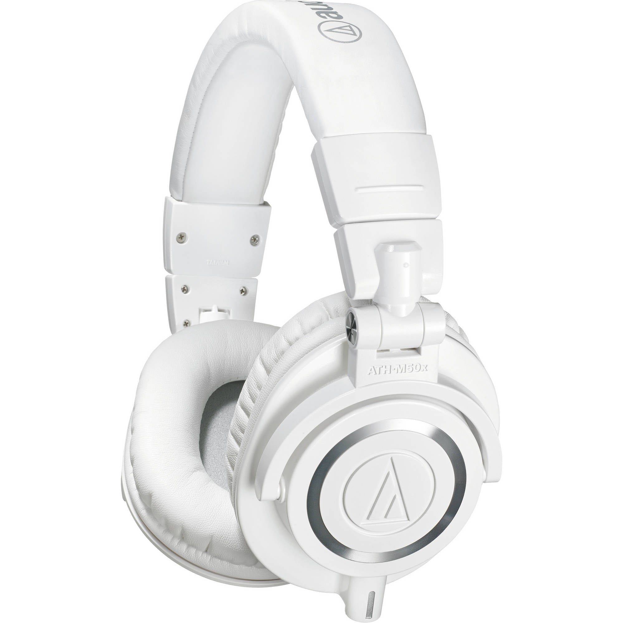 Audio Technica ATH-M50XWH Closed Back Monitor Headphones