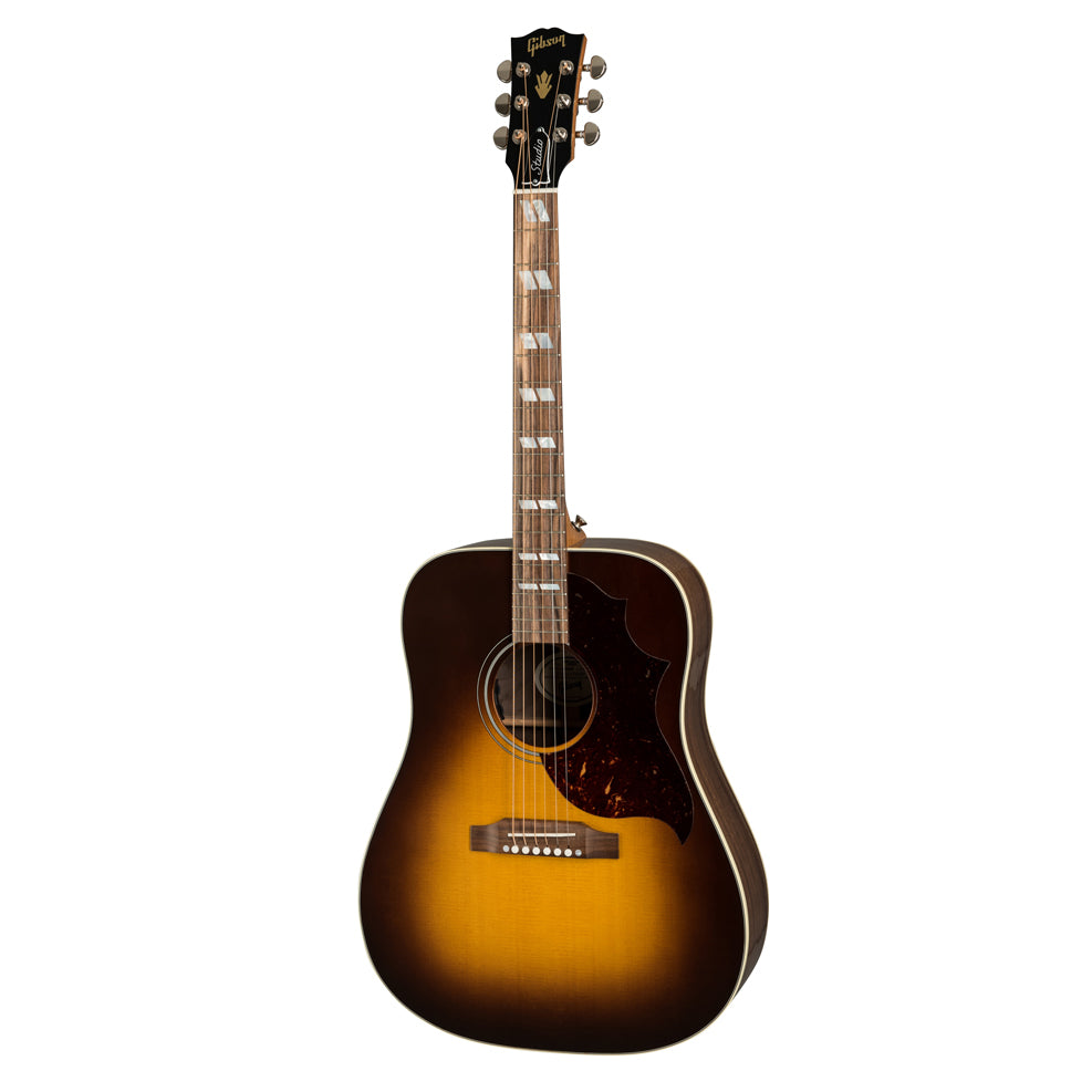 Gibson Hummingbird Studio Walnut - Walnut Burst