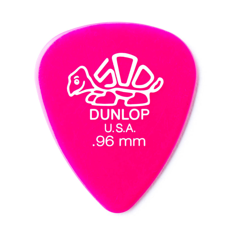 Jim Dunlop Delrin Players 12 Pack .96mm 41P.96