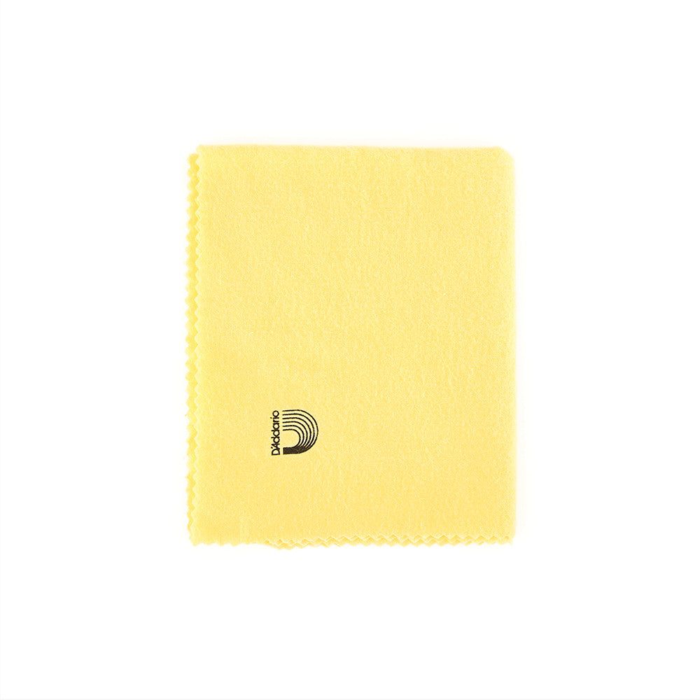 D'Addario Untreated Polish Cloth PWPC2
