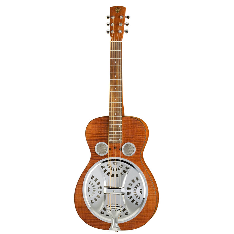 Epiphone Dobro Hound Dog Deluxe Square Neck MDHDLXSVBCH