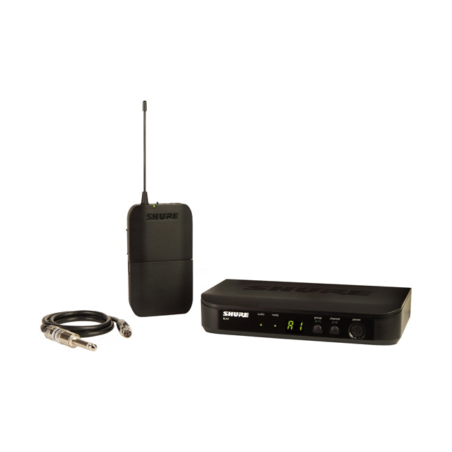 Shure BLX14 Wireless System Instrument