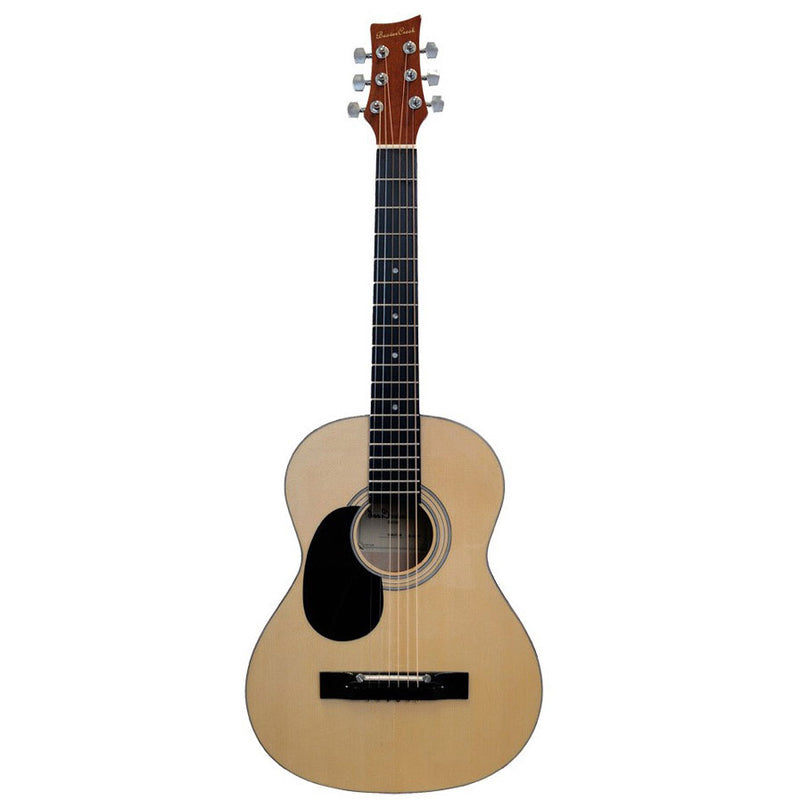 Beaver Creek 401 Series Acoustic Guitar 1/2 Size Natural Left Handed w/Bag BCTD401L