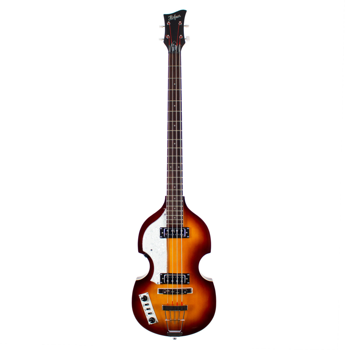 Hofner Ignition Violin Bass Sunburst Left Handed