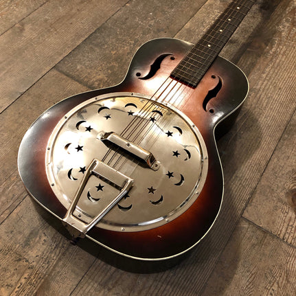 1934-1943 Regal Stars and Moons Resonator