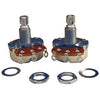 Profile P125A-2 500K Potentiometer Set