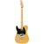 Fender Player Telecaster Butterscotch Blonde Left Handed