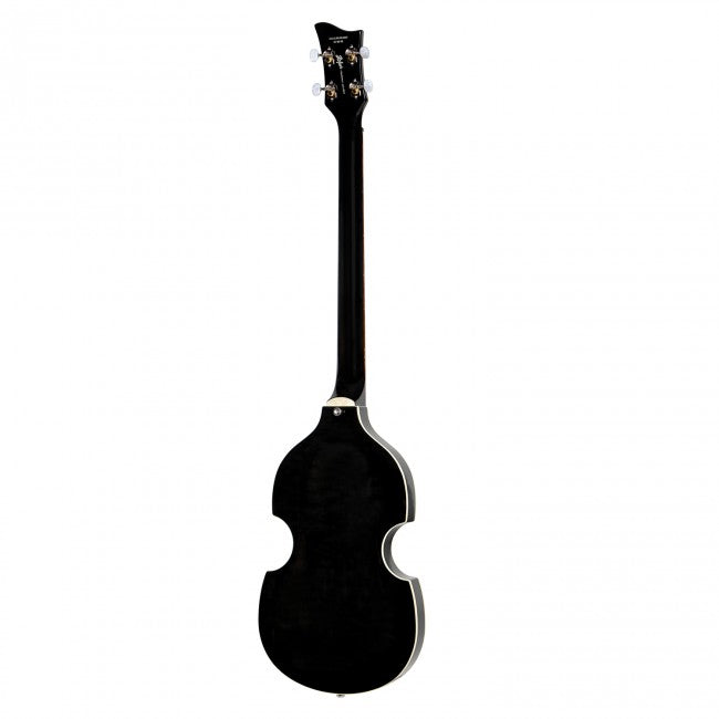 Hofner Ignition Pro Violin Bass Transparent Black HOF-HI-BB-PE-TBK