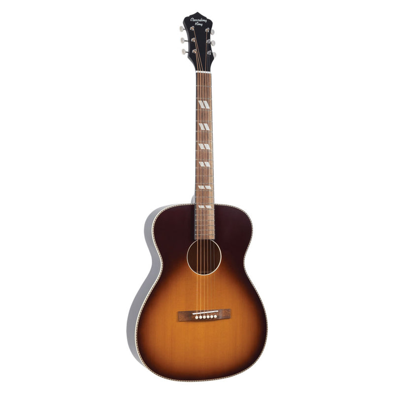 Recording King Dirty 30s Series 7 000 Tobacco Sunburst ROS-7-TS