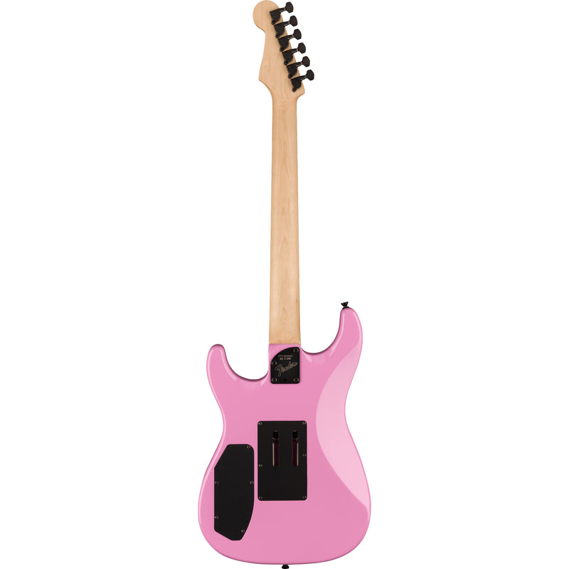 Fender Limited Edition HM Strat MN Flash Pink