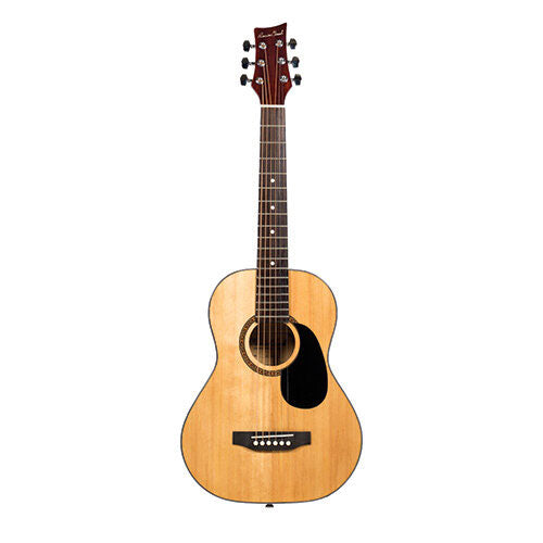 Beaver Creek 401 Series Acoustic Guitar 1/2 Size Natural w/Bag BCTD401