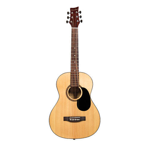 Beaver Creek 601 Series Acoustic Guitar 3/4 Size Natural w/Bag BCTD601