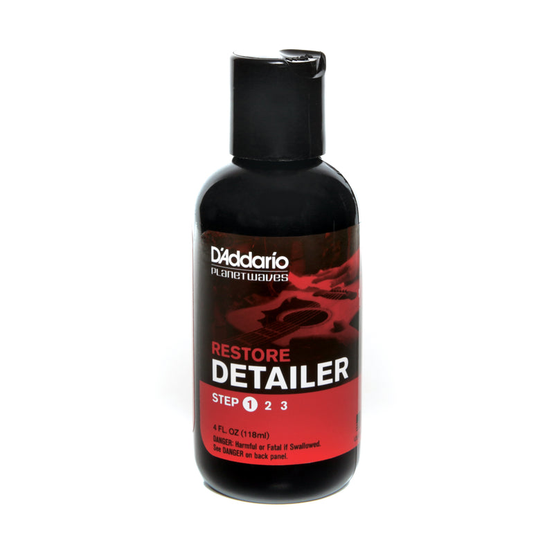 D'Addario Restore Deep Cleaning Cream Polish