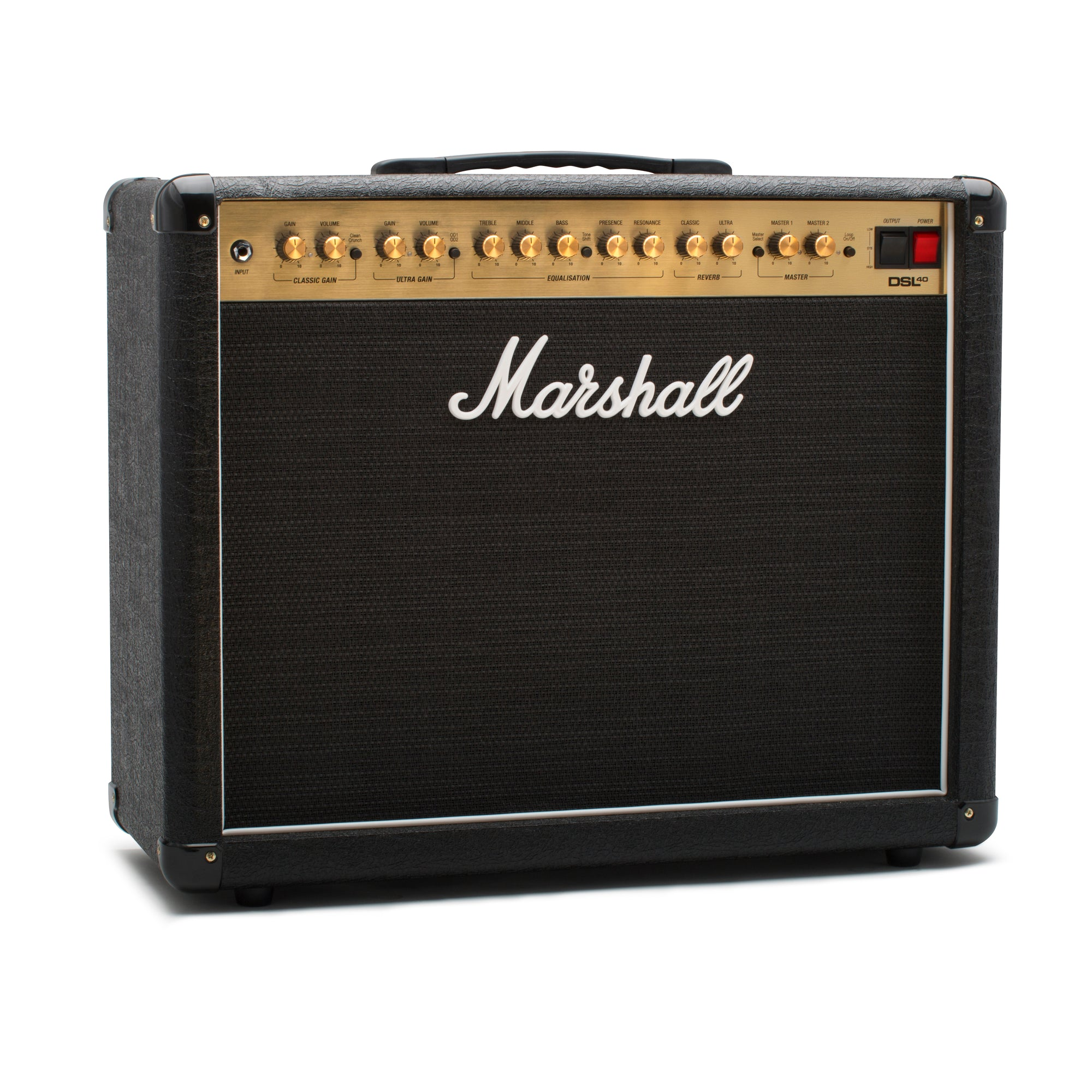 Marshall DSL40CR 40 Watt Tube Combo