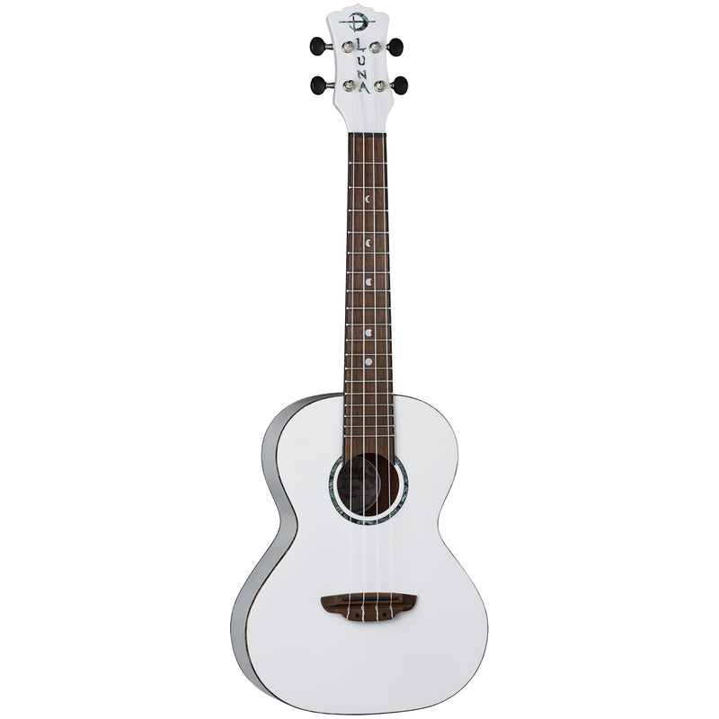 Luna Ukulele HAU Snow Tenor w/Gig Bag