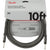 Fender Professional Series Instrument Cables 10' Gray Tweed