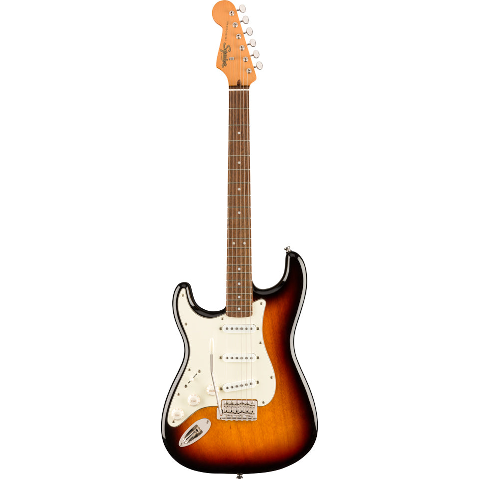 Squier Classic Vibe '60s Stratocaster 3-Color Sunburst Left Handed