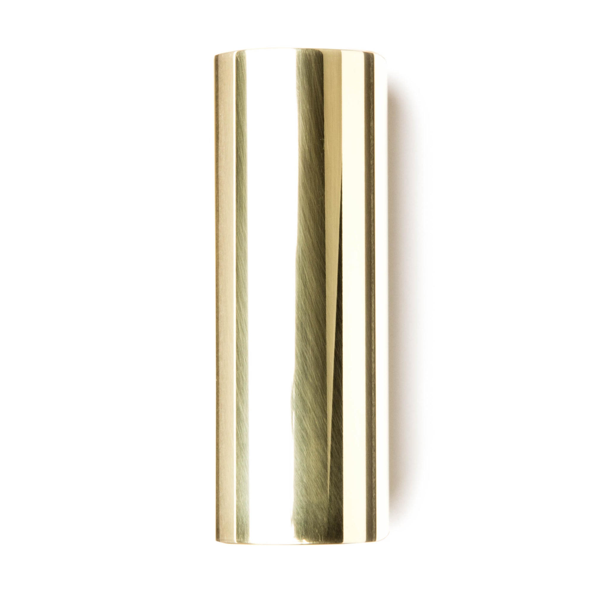 Jim Dunlop Solid Brass Slide 222 Medium
