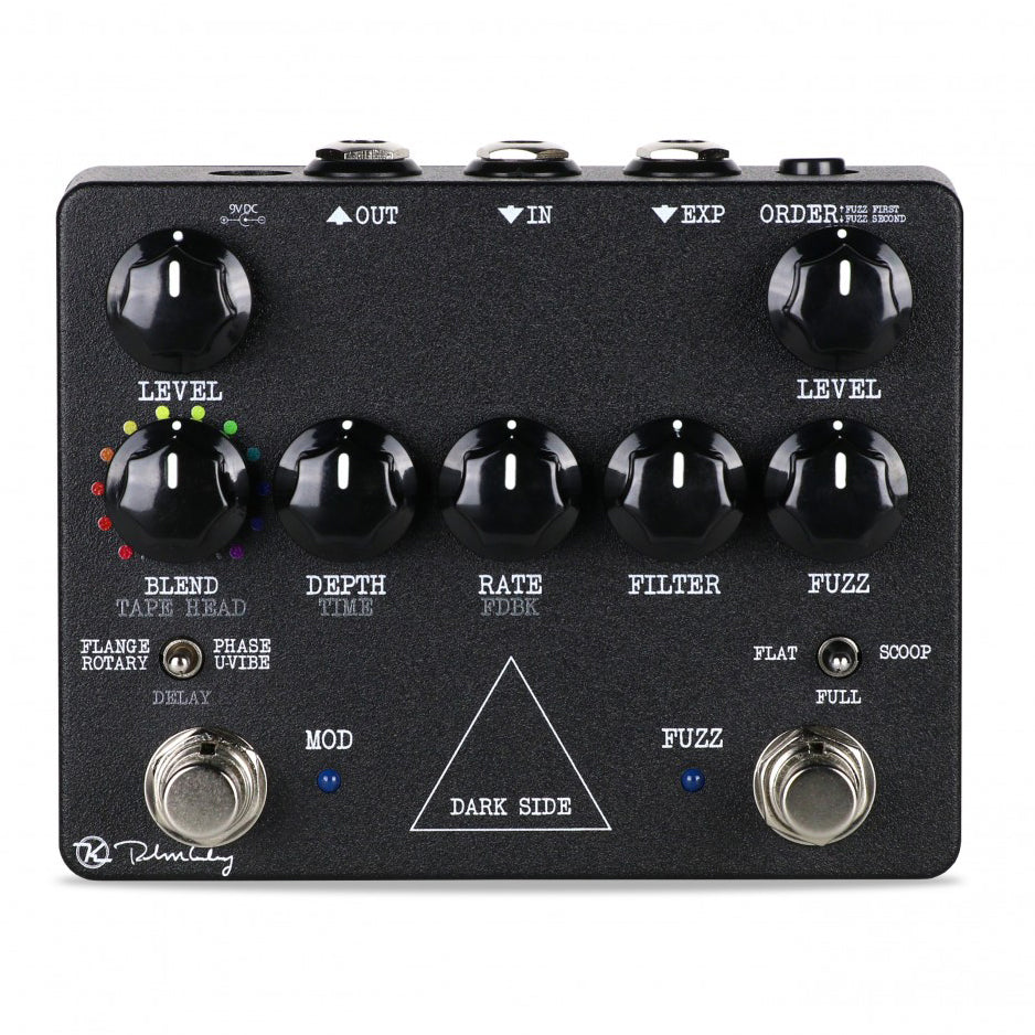 Keeley Dark Side Multi Effect Pedal