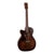Art and Lutherie Legacy Bourbon Burst Left Handed CW Q1T