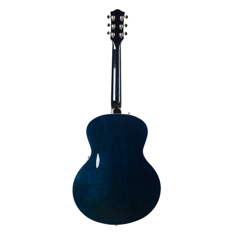 Godin 5th Ave Night Club Indigo Blue w/Tric Case