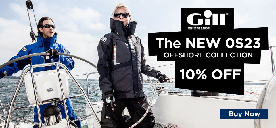 Gill OS23 Offshore Jacket
