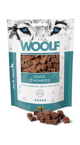 WOOLF DUCK CHUNKIES 100GR