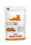 Royal Canin Gato Senior Consult Stage 2 Húmido 12*100gr