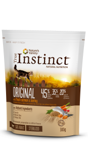 Instinct Cat Original Sterilized Salmon